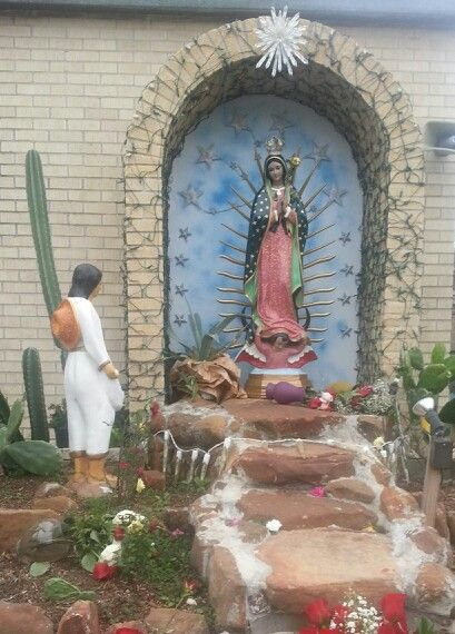 Our Lady Of Guadalupe Christ The King Houston Tx