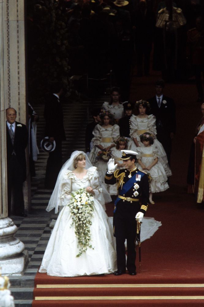 goodbye-englands-rose:The royal wedding - 29 july 1981 | Royal ...