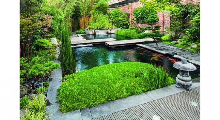 Lille Un Jardin Japonais Qui Vaut Le Detour Detour Japonais Jardin Le Lille Qui Un Vaut In 2020 Garden Bridge Outdoor Outdoor Decor