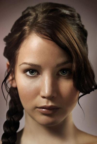 """NEW pictures of Jennifer Lawrence in Tim Palen's """"Photographs of The Hunger Games"""""""