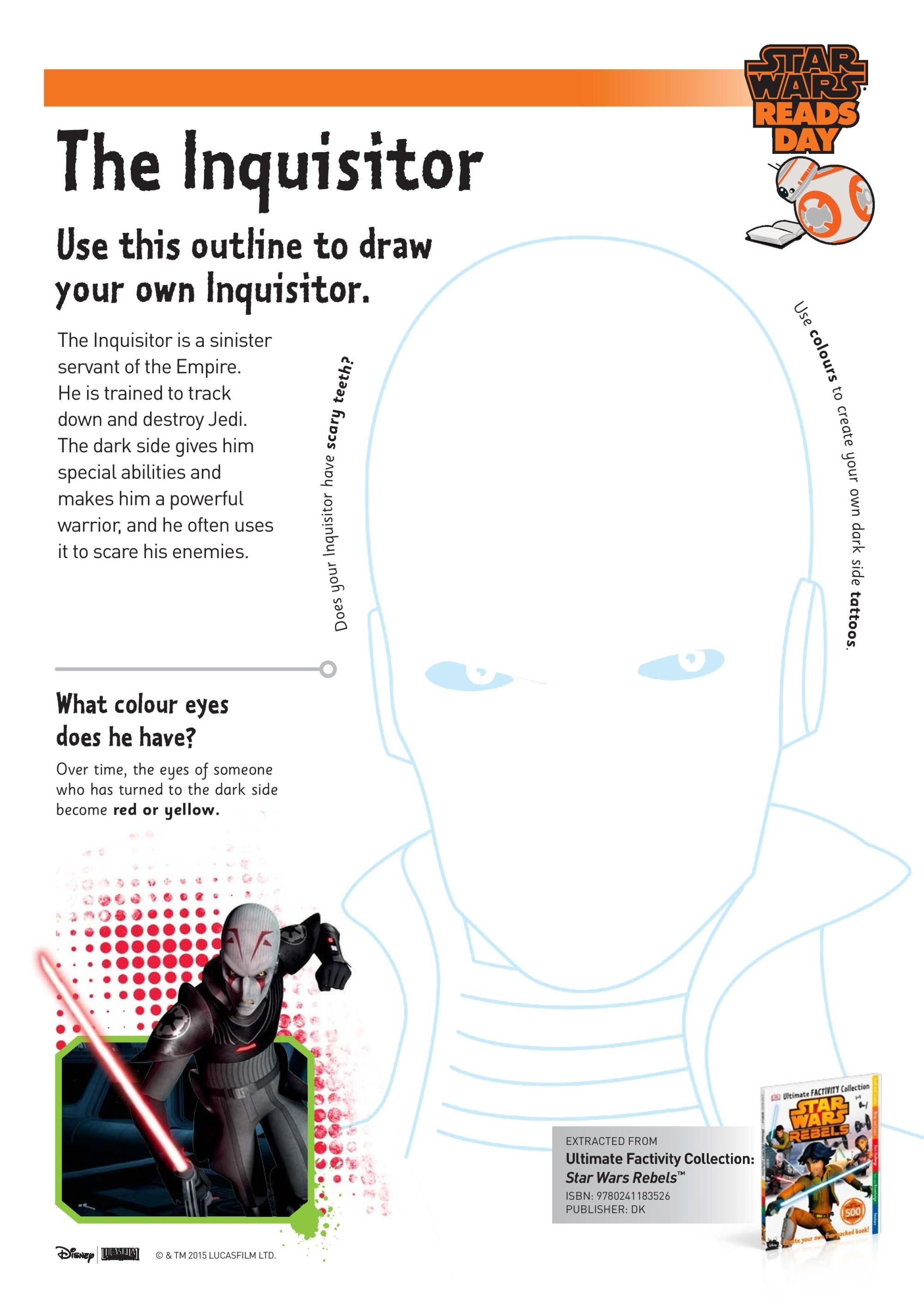 Printable Star Wars Activity Sheets In