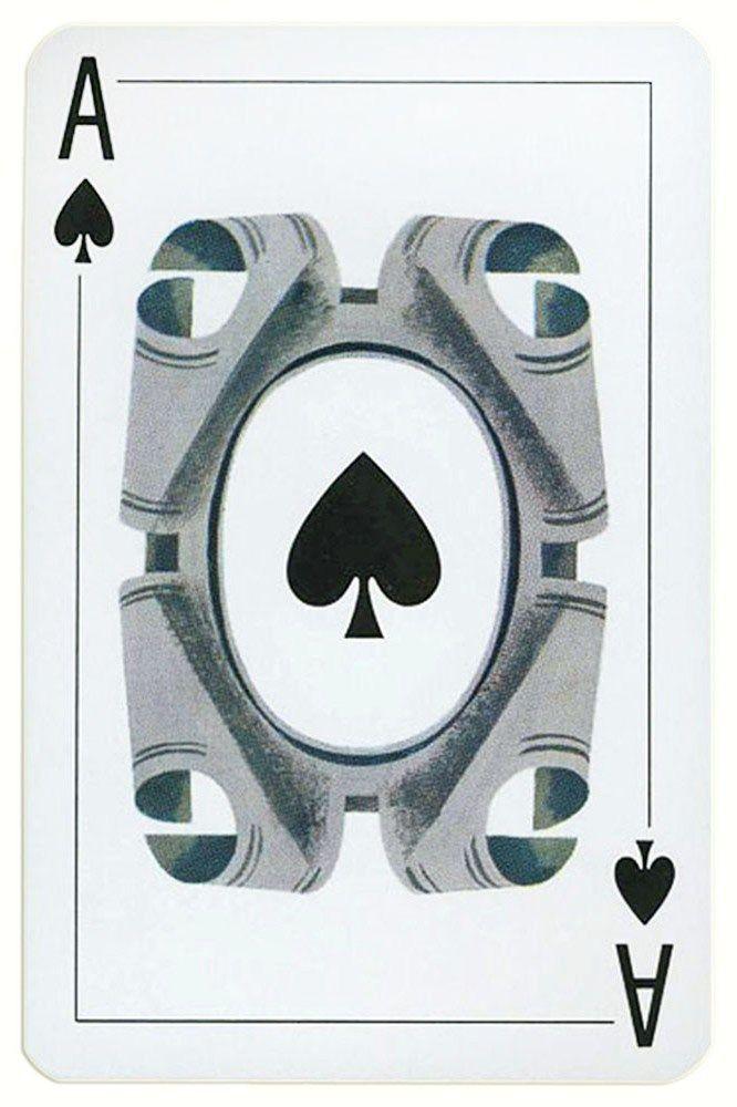 PlayingCardsTop1000 Staroscianka Karty do Gry from