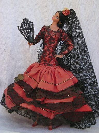 .Spanish Doll #spanishdolls