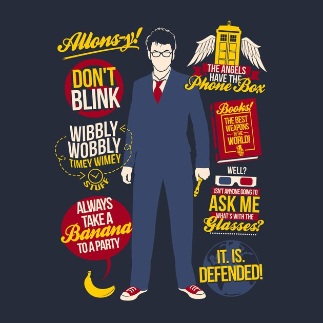 10TH QUOTES T-Shirt - The Shirt List