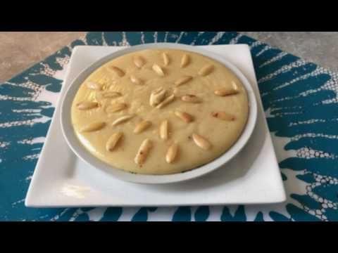 حلاوه الشعريه بلقشطه اكلات عراقيه ام زين Iraqi Food Om Zein Youtube Flan Recipe Recipes Cooking