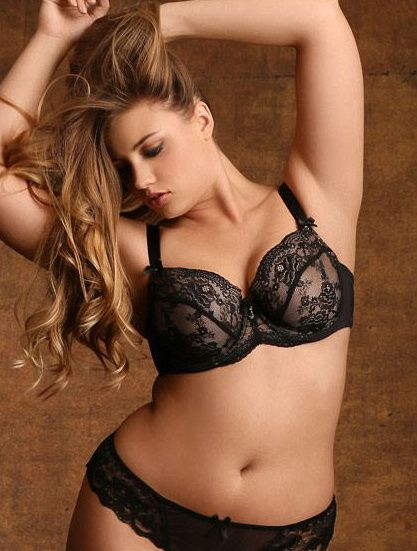 Guide to plus size sexy lingerie And underwear for curvy women