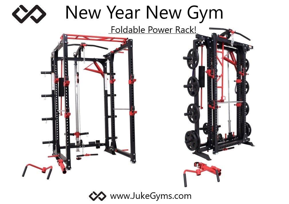 foldable power rack pro power rack