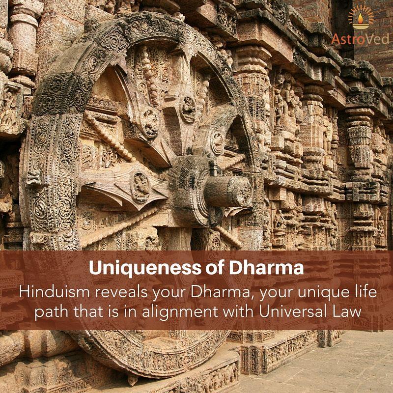 Universal Laws & dharma bring you harmony & peace  #Hindu