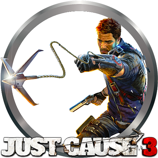 Just Cause 3 V4 Just Cause 3 Deviantart Game Icon