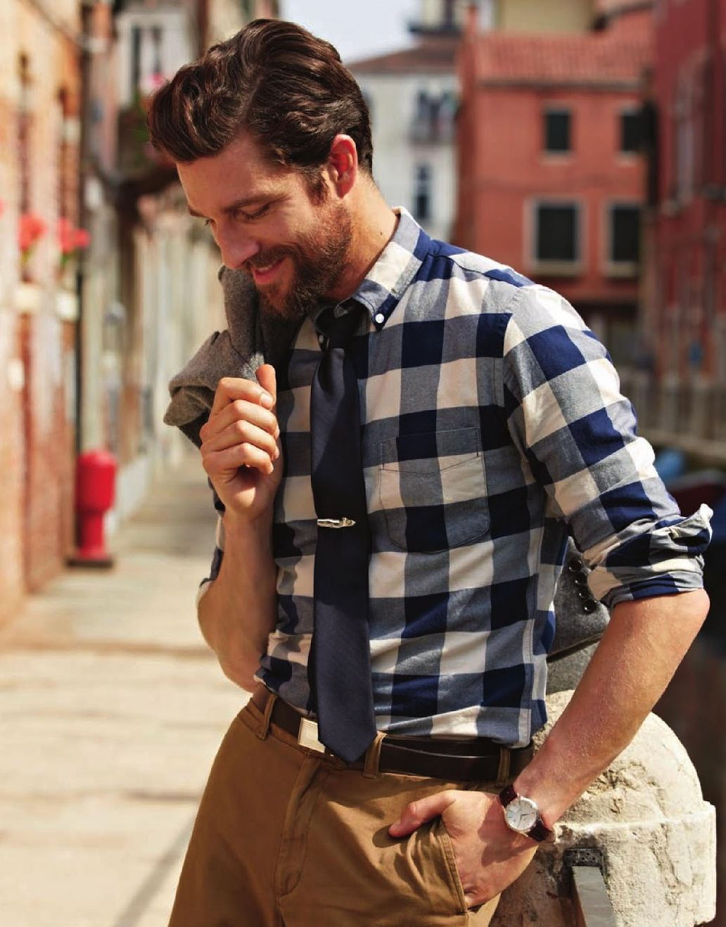Pin by Alyssa Kiefer on hot guys  Pinterest  Plaid Man style and