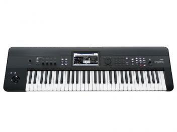 Sintetizador Korg Krome 61 - Arpejador 61 Teclas com Sensibilidade 60 Vozes R$ 9.523,00