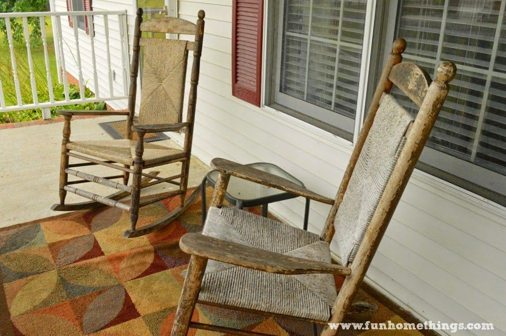 Giving New Life to Old Rocking Chairs Rocking chair