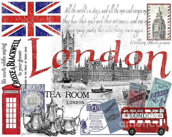 Pin By Christy Doyle On S B In 2021 London Art Print London Poster London Art
