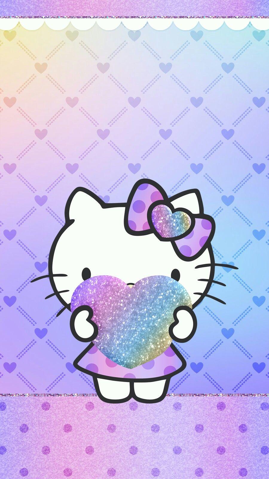 Digitalcutewalls Melody Hello Kitty Hello Kitty Wallpaper Hello Kitty Backgrounds