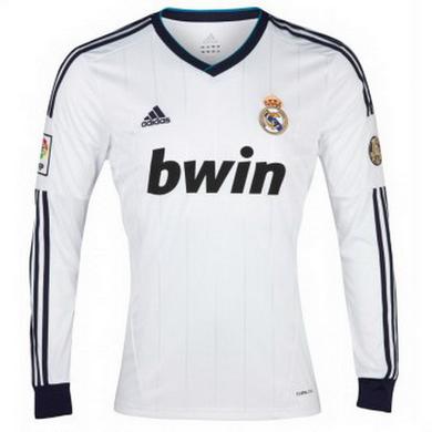 camisetas real madrid manga larga 2013 primera equipacion http://www.camisetascopadomundo2014.com/