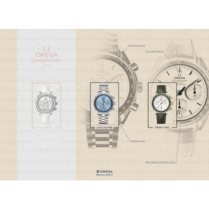 طرحت أوميغا ساعة أوميغا سبيدماستر في تشكيلة جديدة تتسم بأناقتها اللامتناهية مع قرص ساعة يبلغ قياسه 38 ملم عند التمعن Vintage World Maps Sport Chic World Map