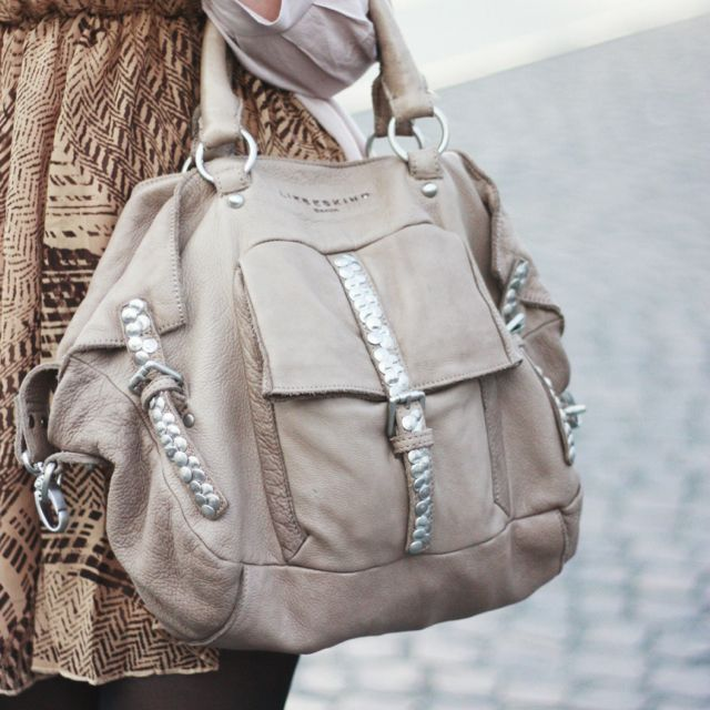 6829bef3df51f I absolutely want to have this LIEBESKIND bag Leather Craft