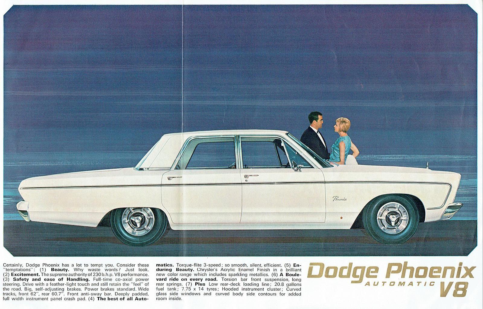 1966 Dodge Phoenix (Aus) | Classic Marques - Chrysler Australia ...