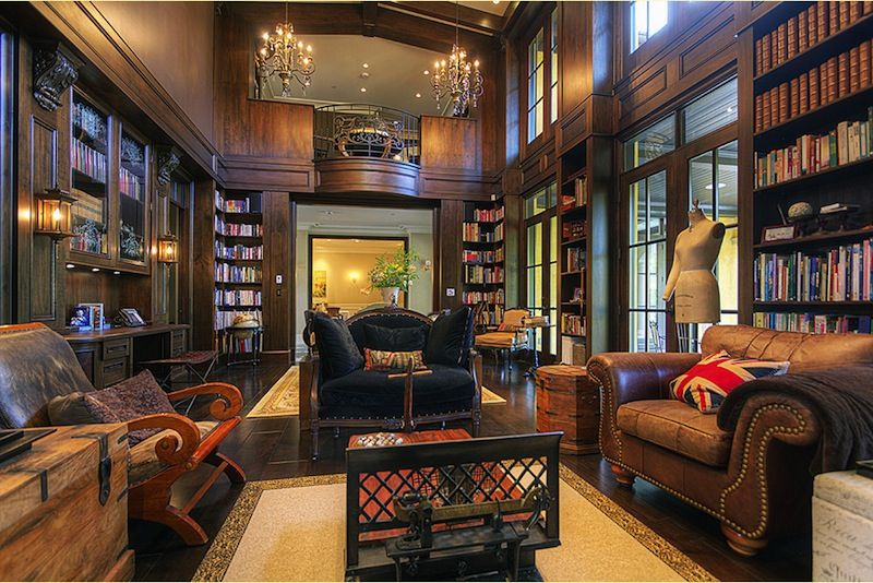 Victorian gothic design old world gothic and victorian - Victorian style house interior ...