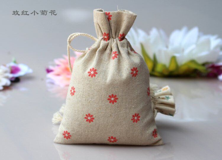 Find More Gift Bags & Wrapping Supplies Information about 7*10 20pcs Random pattern Cotton/Jute Sacks Drawstring gift bags for jewelry/wedding/christmas/Candy Packaging Linen pouch Bags,High Quality gift bags cheap,China gifts meaning Suppliers, Cheap bag of rose petals from Fashion MY life on Aliexpress.com