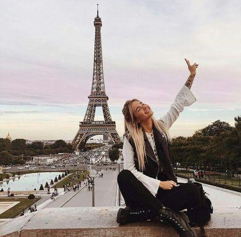 FOTOS QUE DEBES TOMARTE CUANDO VAYAS A PARIS
