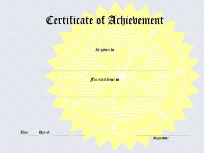 How to Make Certificates with Microsoft Word – How to Make Certificates in Word