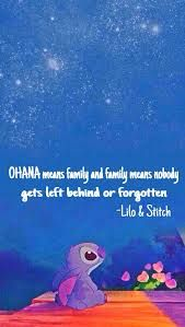 Image Result For Stitch Wallpaper Iphone Lilo And Stitch Quotes Lilo And Stitch Stitch Quote