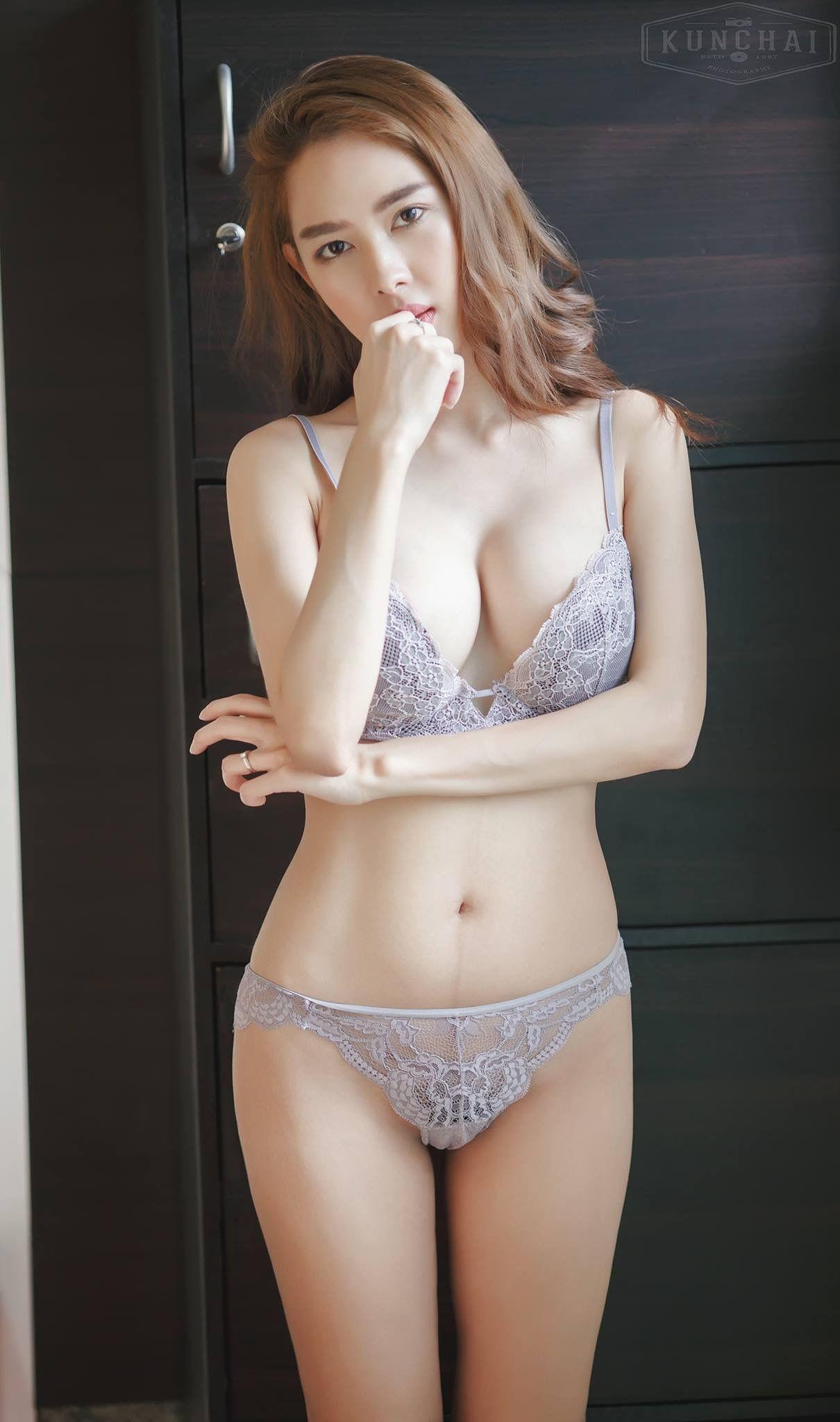 Womens Fashion · Sexy Bra · Thailand · Tharinton Donmuensri Sexy Asian  Girls 6fe1084cc