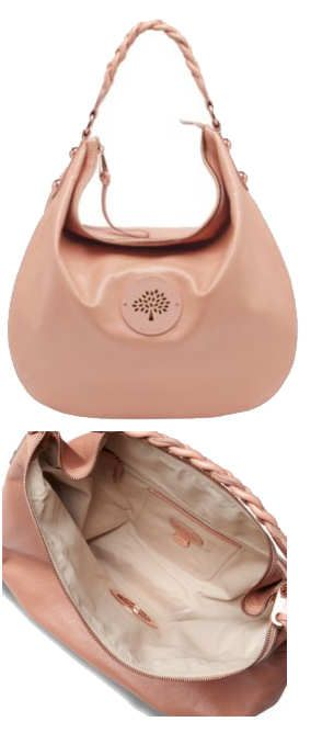 fdbc7fcff1 Mulberry Large Pink Daria Hobo Want it!!
