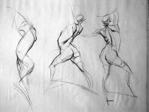 Life Drawing class    - WetCanvas   Drawings and Sketches in 2019