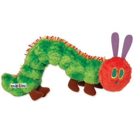Awesome Eric Carle The Very Hungry Caterpillar Bean Bag Toy Pdpeps Interior Chair Design Pdpepsorg
