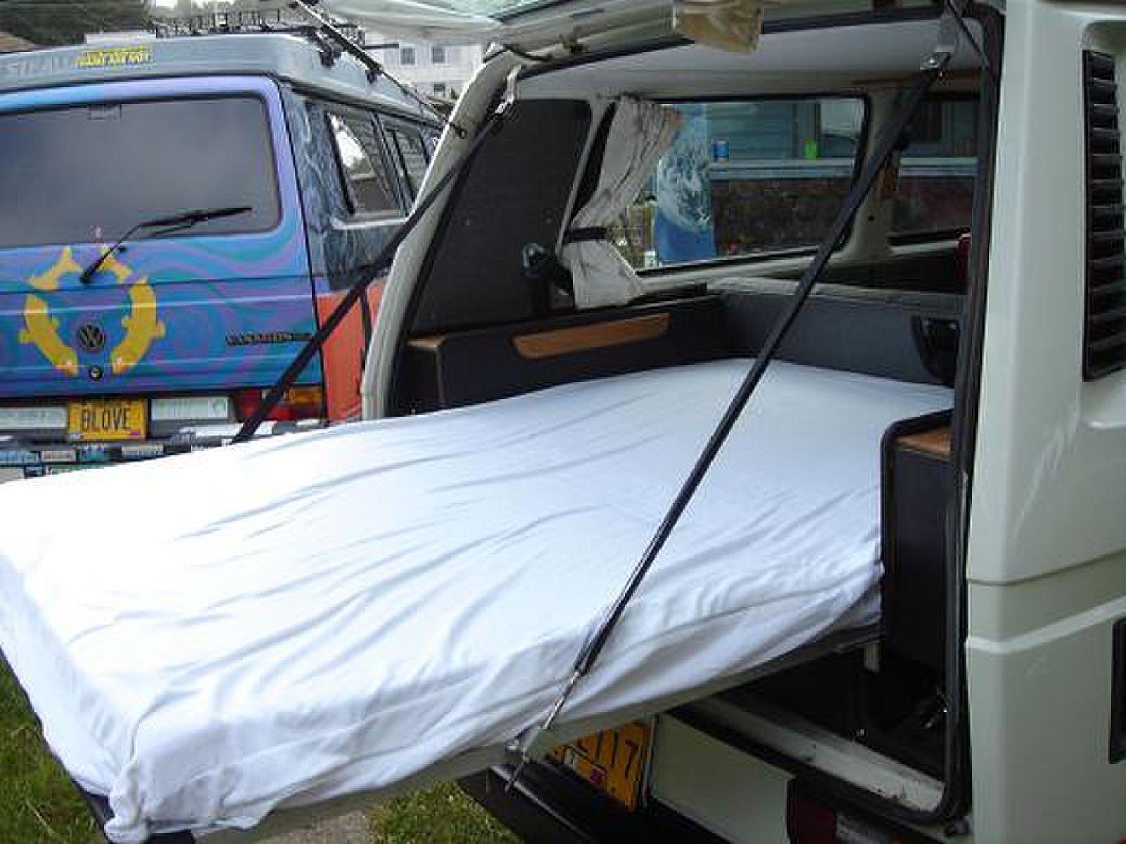 rear hatch tent bed & rear hatch tent bed | camper van | Pinterest | Rain fly