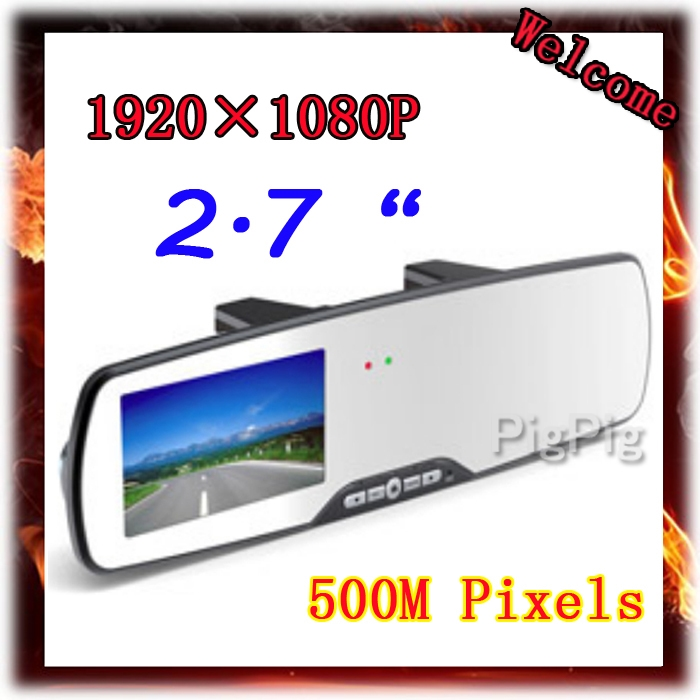 "84.42$  Watch here - http://ali3i7.worldwells.pw/go.php?t=1774641013 - ""Newst HD 2.7"""" LCD Super Wide-Angle Rearview Mirror Tachograph 1080P Gravity Sensing Motion Detection Tachograph IR,Free Shipping"" 84.42$"