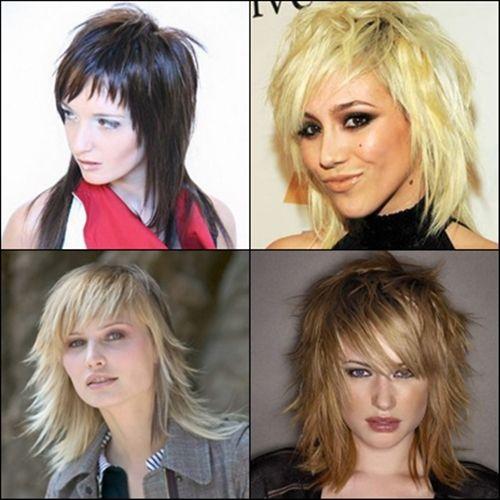 Medium Razored Layered Haircuts for Women 12 - New Hairstyles ...