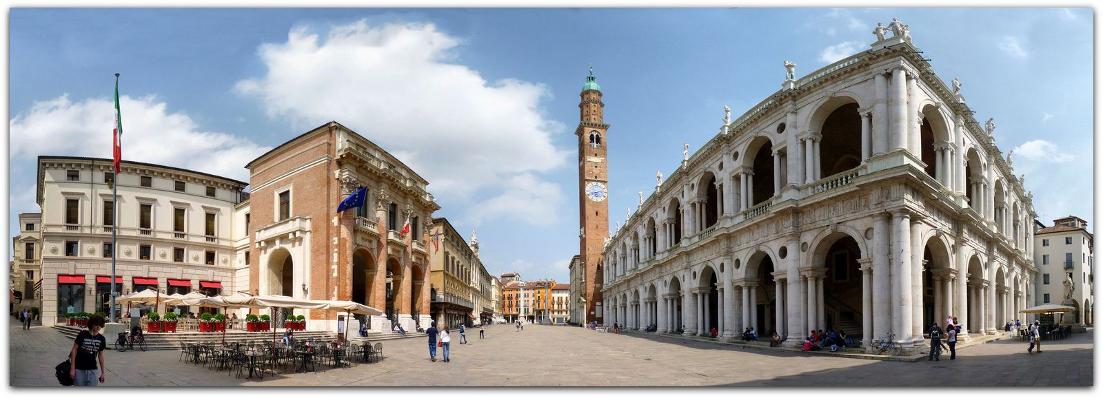 Piazza dei Signori - Vicenza | Flickr – Compartilhamento de fotos!