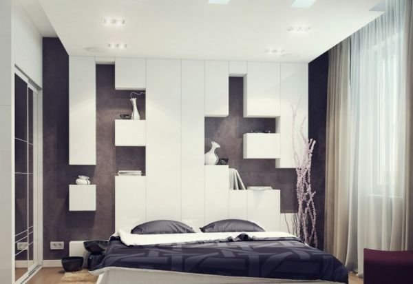 45 Small Bedroom Design Ideas And Inspiration Modern Bedroom Design Modern Minimalist Bedroom Modern Bedroom