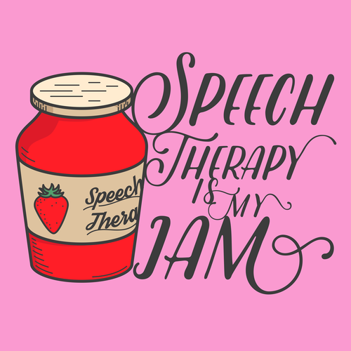 Speech Therapy Quotes Simple Speech Therapy Is My Jam Inspired By A Fun Line In The Film Pitch