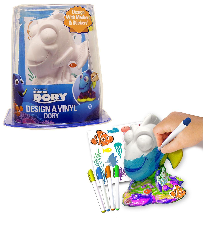 Design A Vinyl Finding Dory Disney Crafts Dory Disney Toys