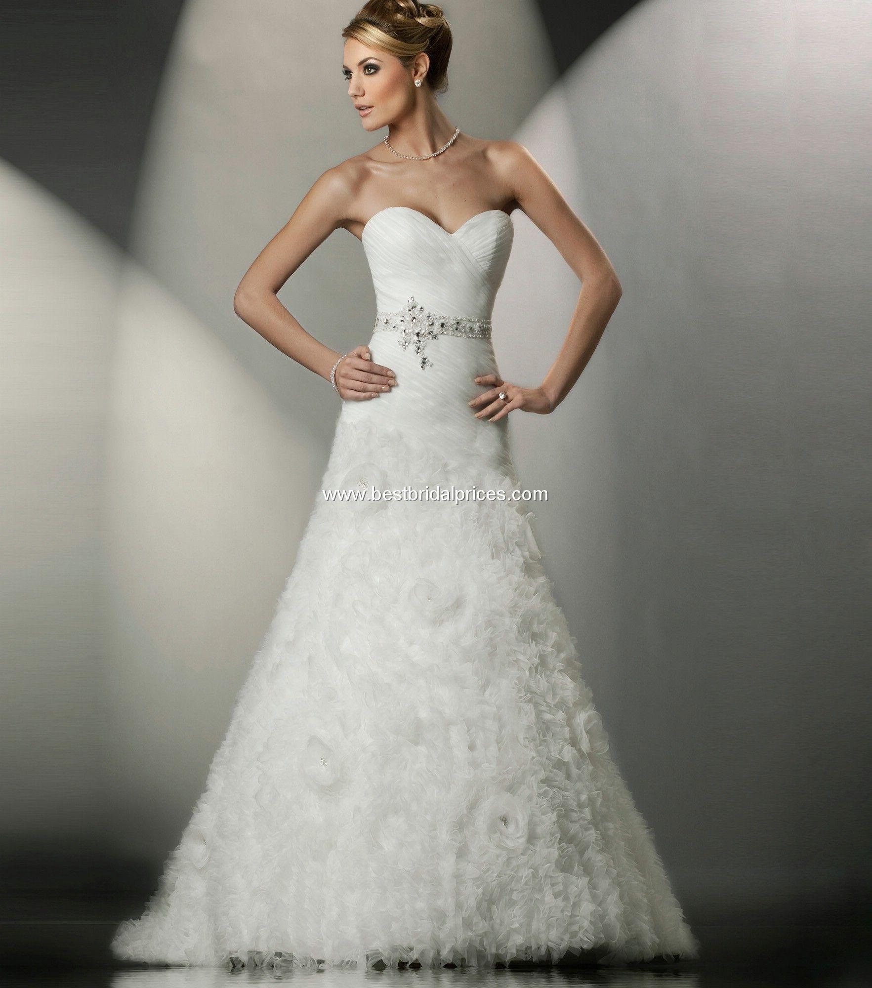Christina Wu Wedding Dresses - Style 15431