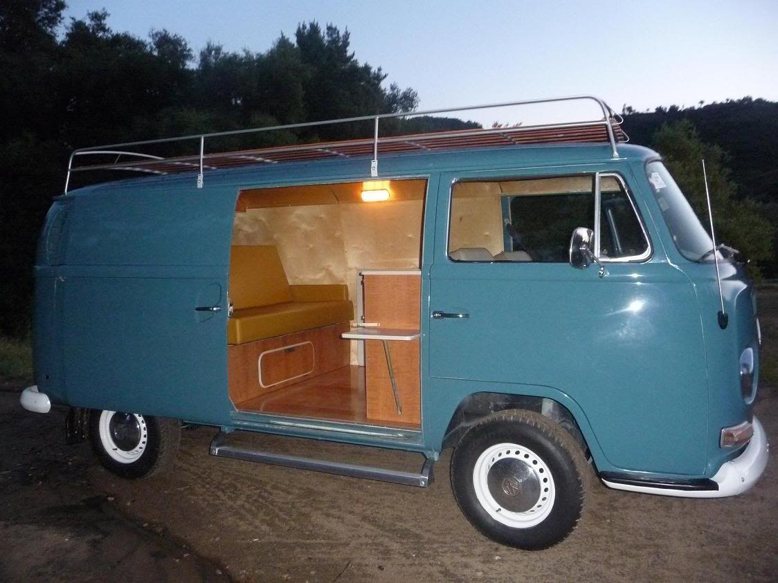 The 1971 volkswagen van driver side front seat 1971 beautiful westfalia custom panel van