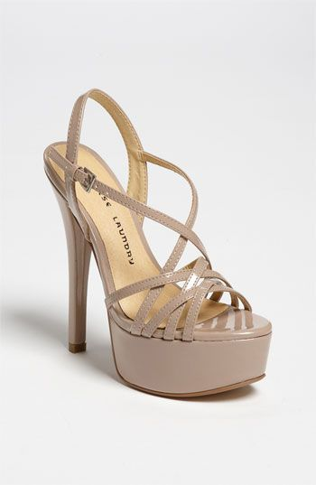 Chinese Laundry Tippy Top Sandal Available At Nordstrom 59 95