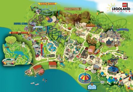 So excited to visit Legoland, FL in February! Thanks to Richelle for ...