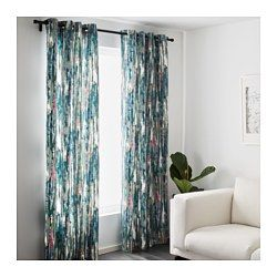 Meubels Verlichting Woondecoratie En Meer Printed Curtains