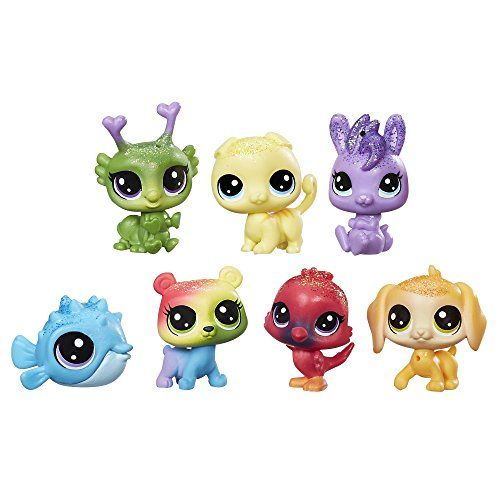 Littlest Pet Shop Girls Lps Rainbow Pack Bear Littlest Pe Https Www Amazon Com Dp B01lzhj942 Ref Cm Sw R Pi Dp X Pet Shop Little Pets Little Pet Shop Toys