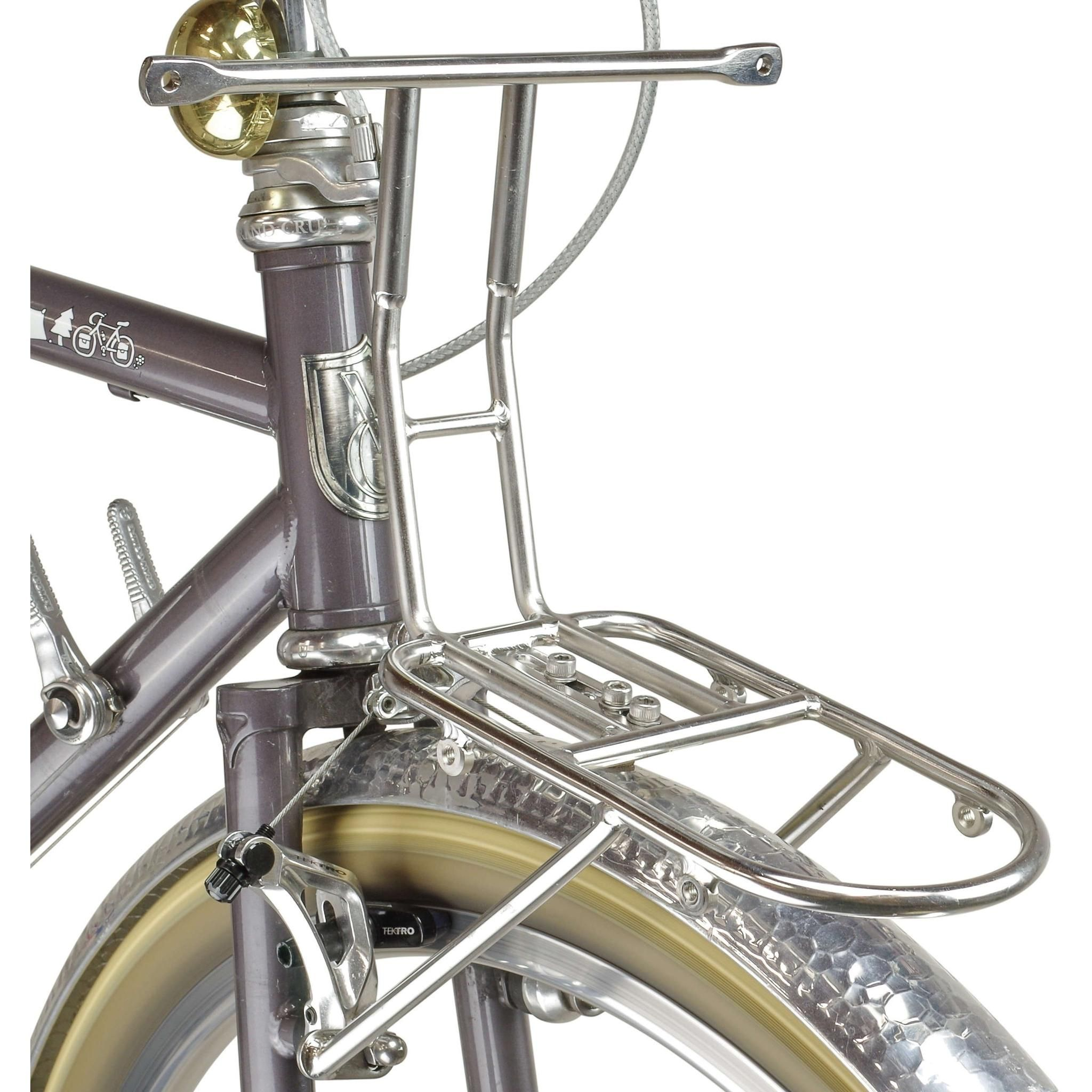 Randonneur Front Rack With Integrated Decaleur Cantilever Bike