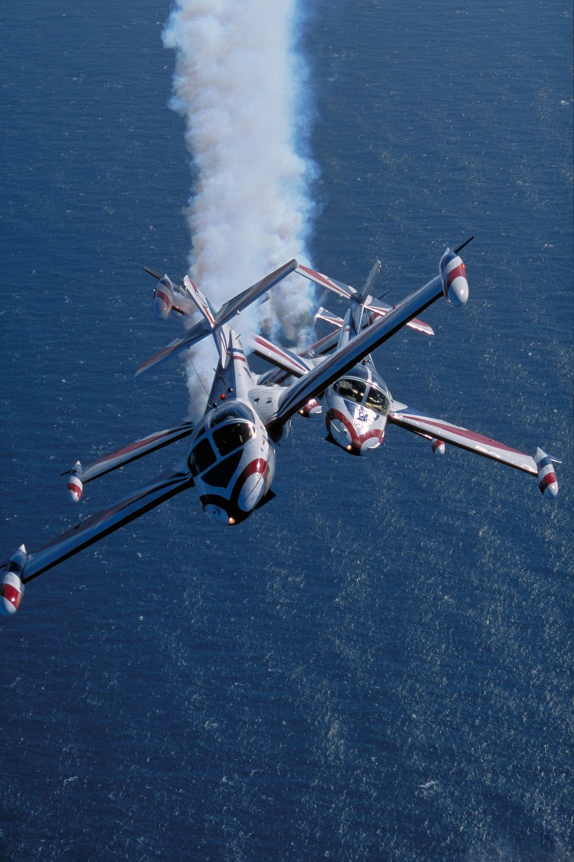 Republic of Korea Air Force Black Eagles Aerobatic Team