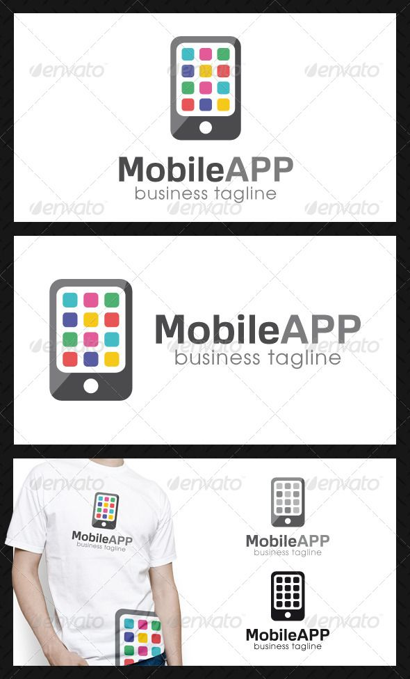 mobile app logo template pinterest app logo logo templates and