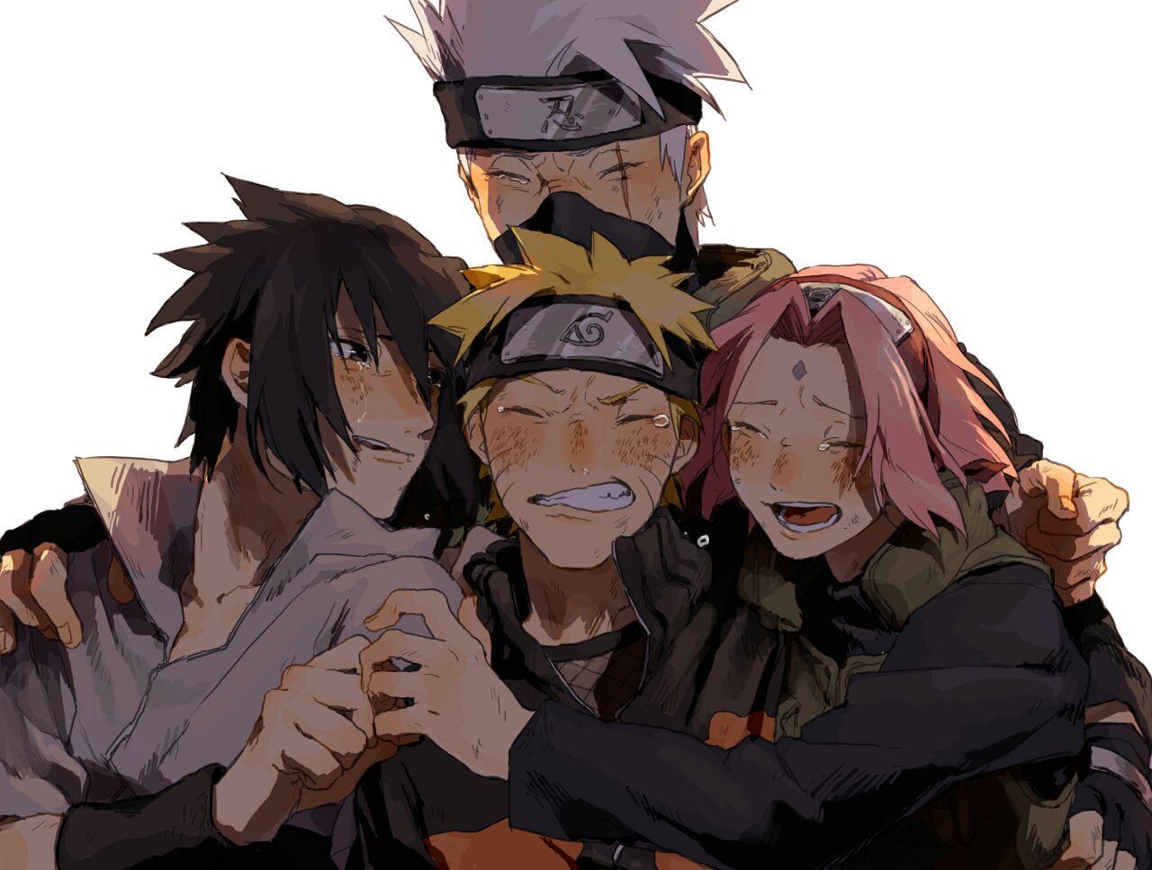 Imagine Naruto[Chwilowo Zawieszone] 4K