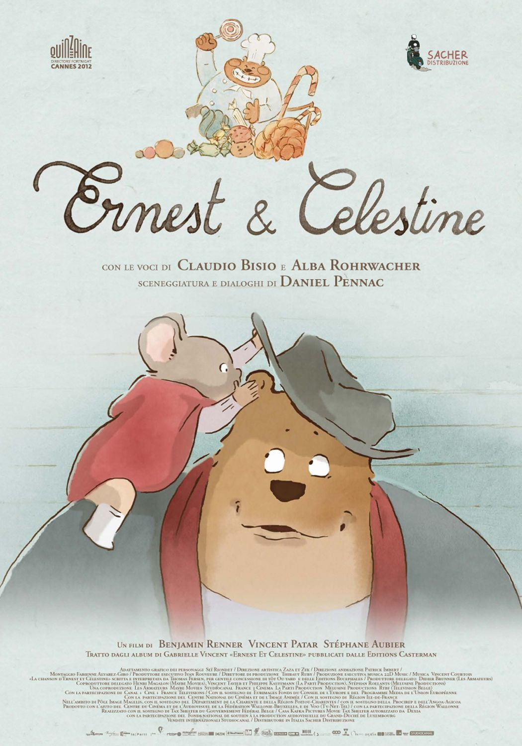 16 Best Animated Movies For Adults From Around The World 2020 Ernest And Celestine Animated Movies Animation