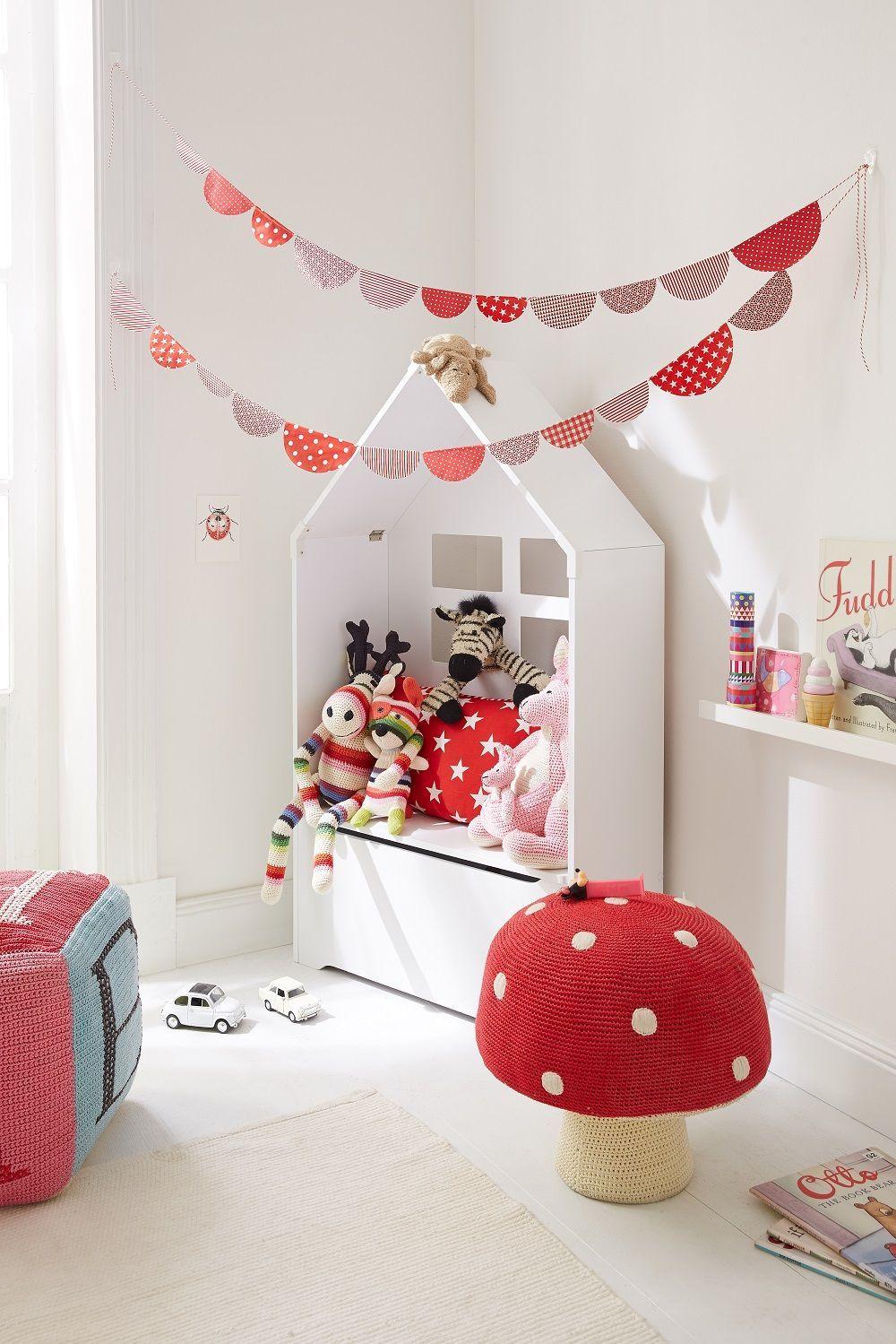 Girlande Kinderzimmer
